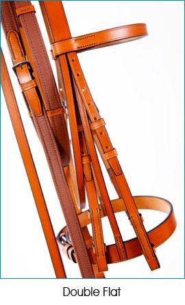 Double Flat Bridle